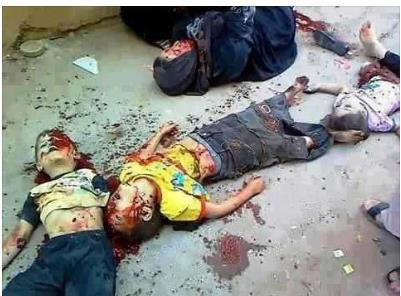 Israel Gaza Dead Children 01