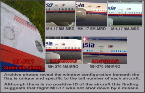 mh17 is mh370