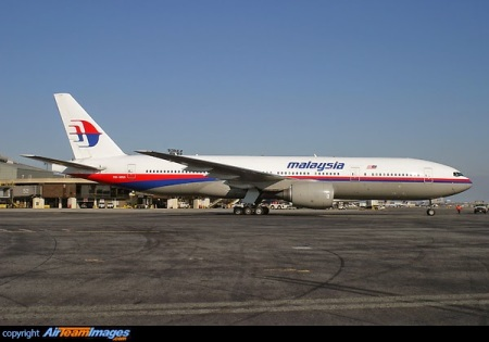 mh17 windows configuration doesn't match crashed plane