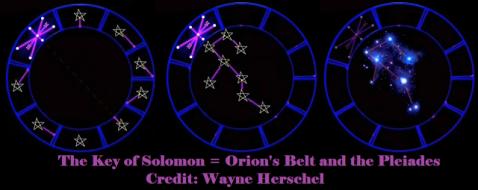Orion-Pleiades (1)