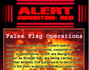 false flagg