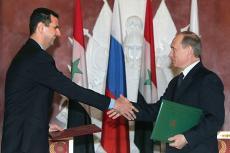 Syria's-Assad-expresses-support-to-Putin-on-Ukraine