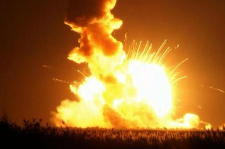 racheta-explozie