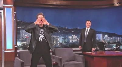 01 Jim Carrey Illuminati Jimmy Kimmel